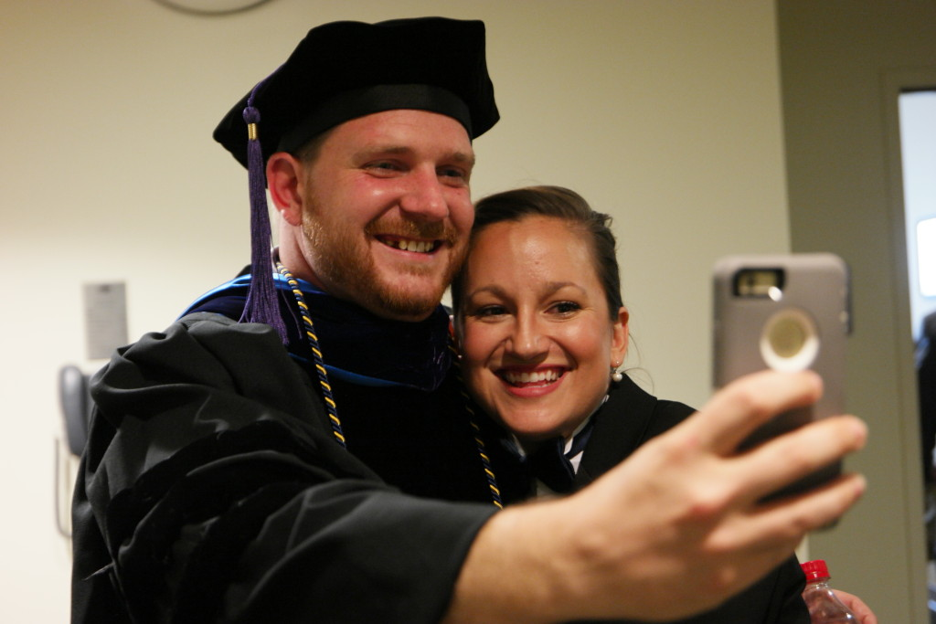 Graduation-Selfies