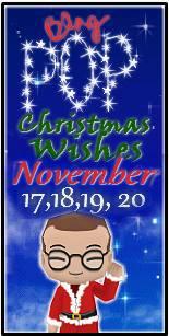 Blog Pop Christmas Wishes, November 17-20