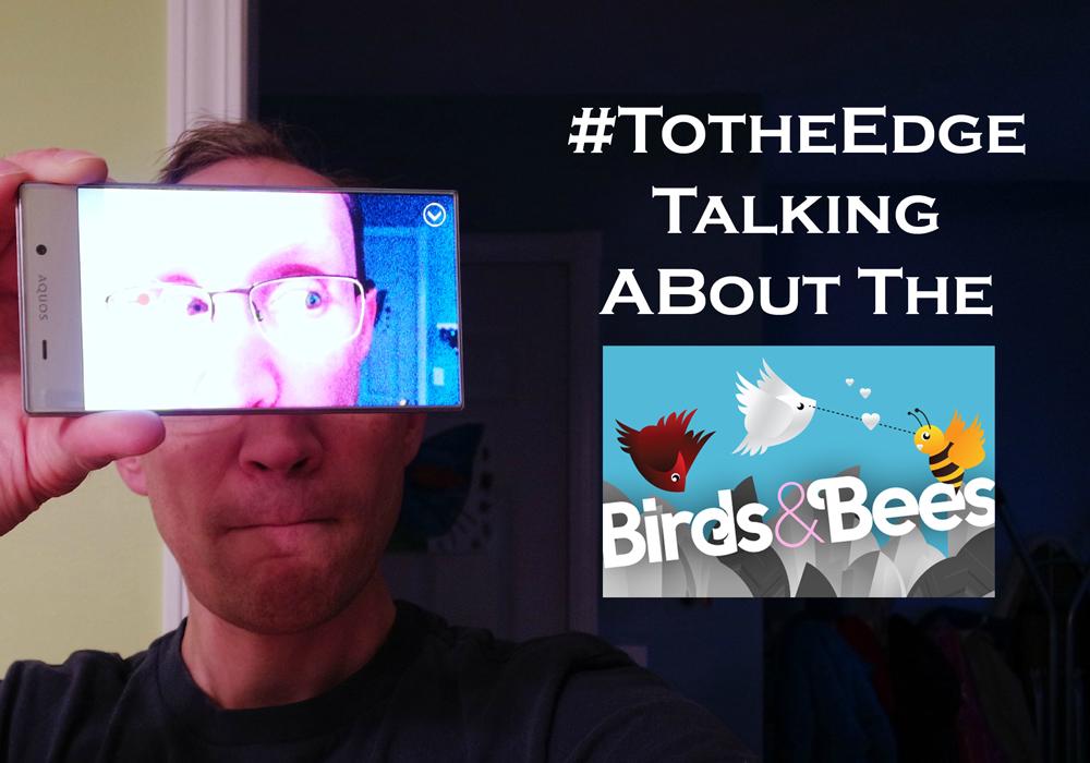 #ToTheEdge