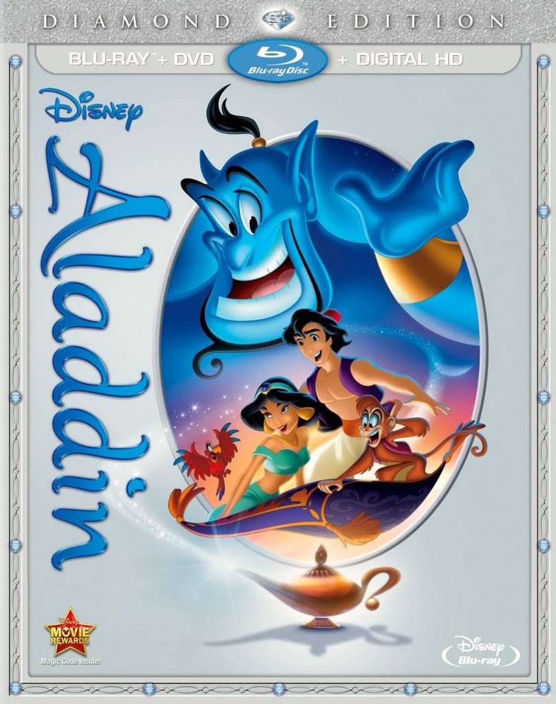 Disney Aladdin Diamond Edition