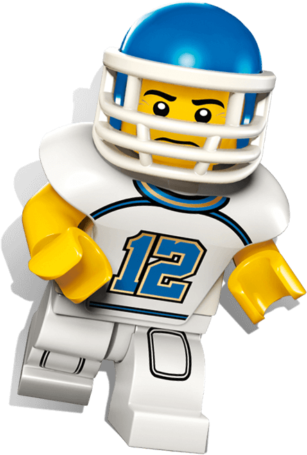 To celebrate the College Football Playoff and the opportunity the games create to bring family together, LEGO and ESPN have teamed up to provide family friendly content to fans of all ages.