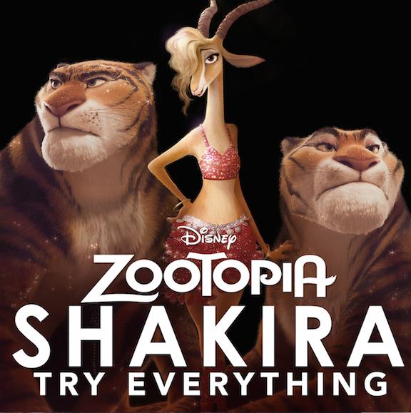 International superstar Shakira is lending her Grammy®-winning voice to Gazelle, the biggest pop star in Zootopia.