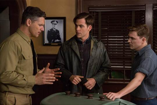 """A heroic action-thriller, """"The Finest Hours"""" is the remarkable true story of the most daring rescue mission in the history of the Coast Guard."""