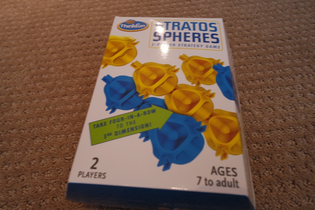 Stratos Spheres from Thinkfun Games