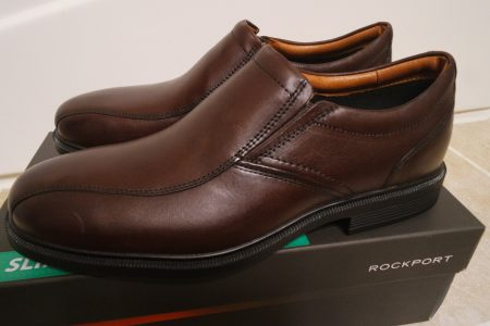 Rockport DresSports Luxe Bike Toe Slip On