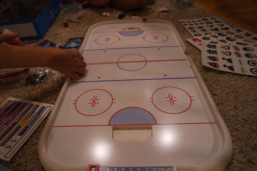 PLAYMOBIL's NHL Hockey Arena