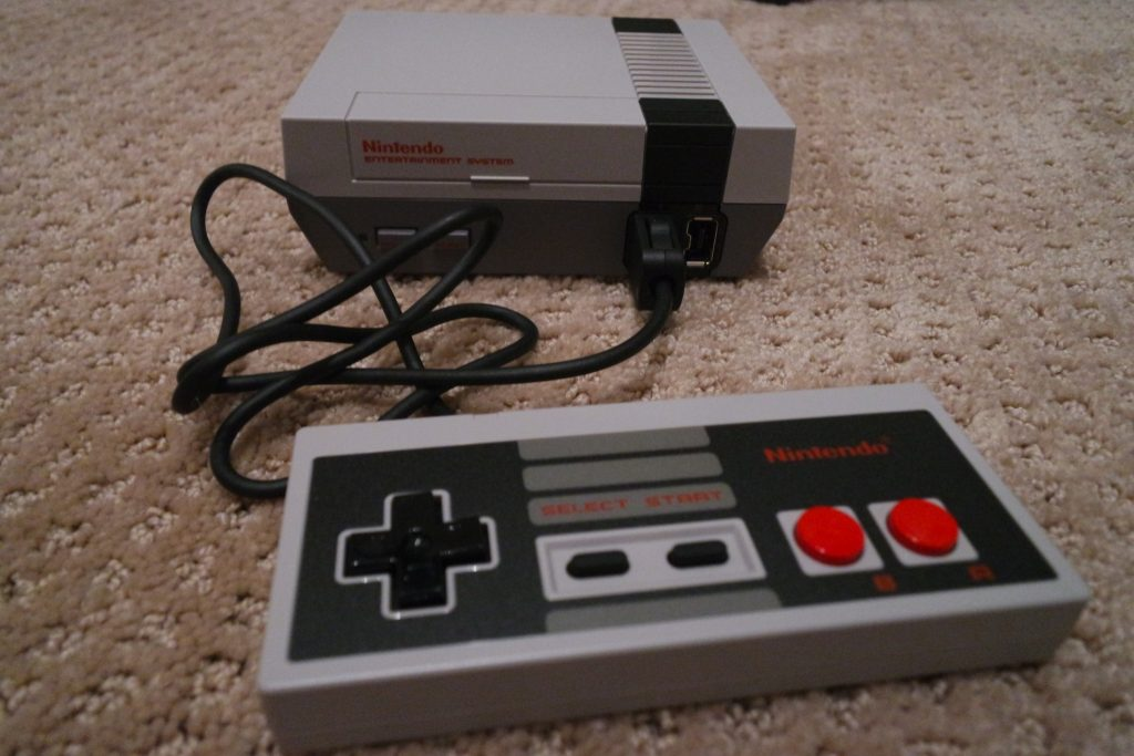 The NES Classic Edition system is a miniaturized version of the groundbreaking NES, originally released in 1985.