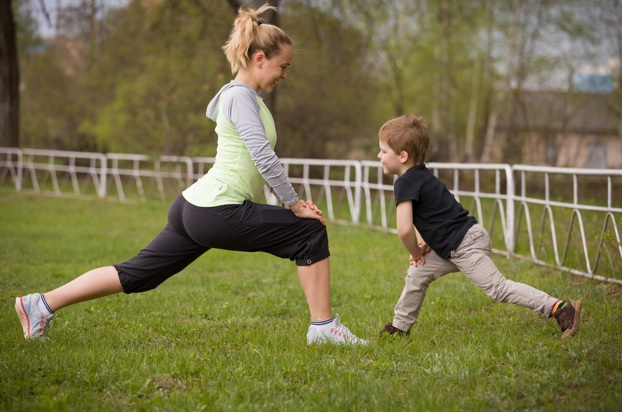 Get Fit with Your Kids! 10 Tips on How to Workout while Having Fun
