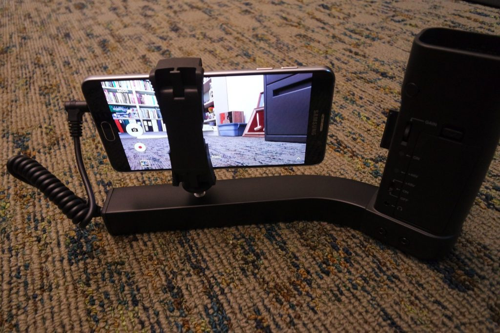 The iKlip A/V - A Complete Mobile Professional Audio/Video