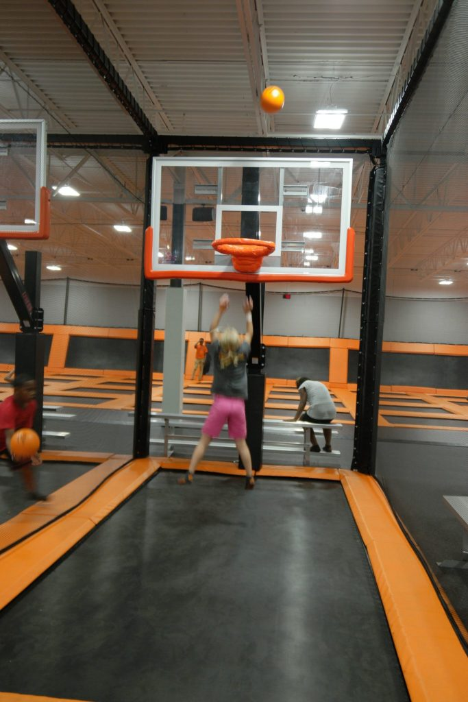 High Flying Action at AirTime Trampoline Park & An Ultimate