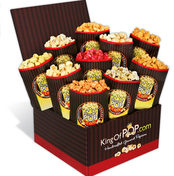 A FREQUENT FATHER FAVORITE with a fresh, 2017 flavor combo -- Father's Day Backyard BBQ Popcorn, $34.99