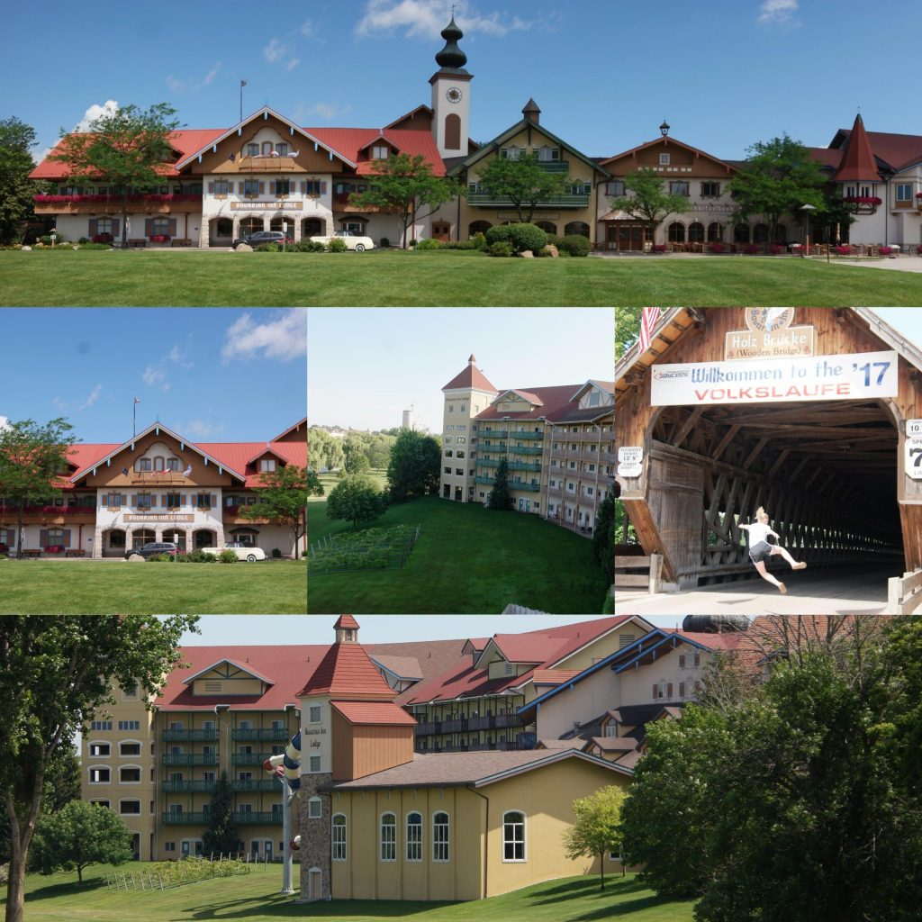 Bavarian Inn Lodge & Bavarian Inn Restaurant in Frankenmuth, Michigan