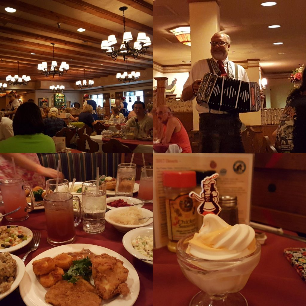 Bavarian Inn Restaurant in Frankenmuth, Michigan