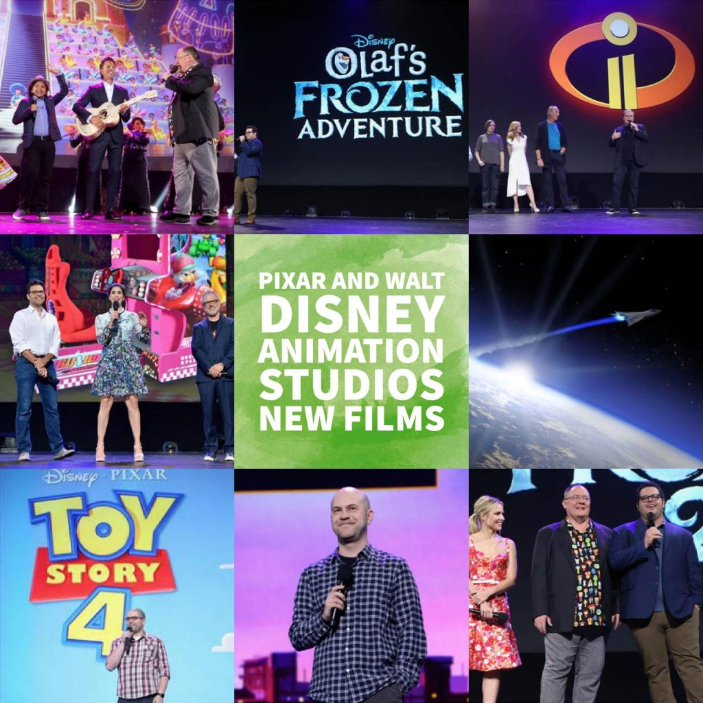 This past weekend at the D23 EXPO in Anaheim, CA, numerous filmmakers from Walt Disney and Pixar Animation Studios convened at D23 Expo 2017, revealing new details about their upcoming movie slates