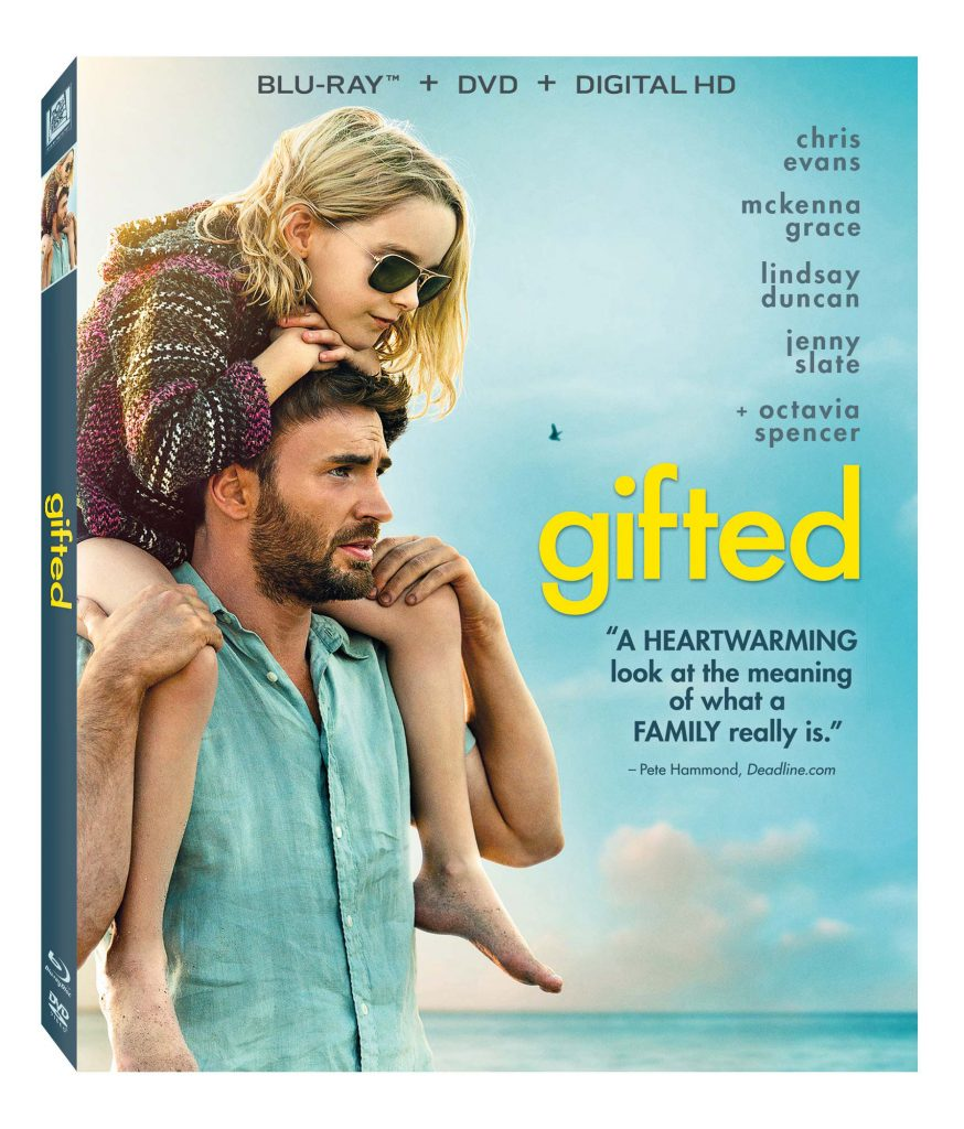 Gifted is the story of Frank Adler, a single man dedicated to raising his spirited young niece, Mary, a child prodigy.