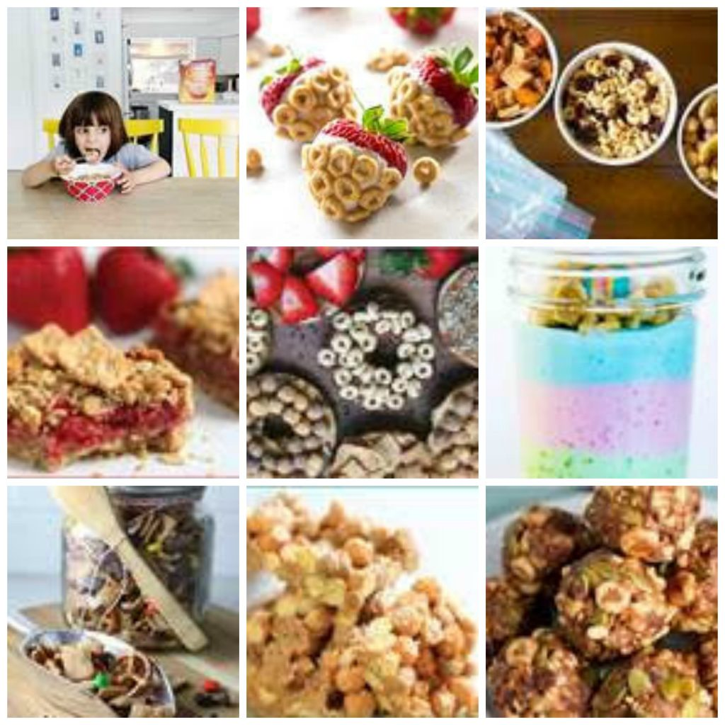 tasty summer with General Mills