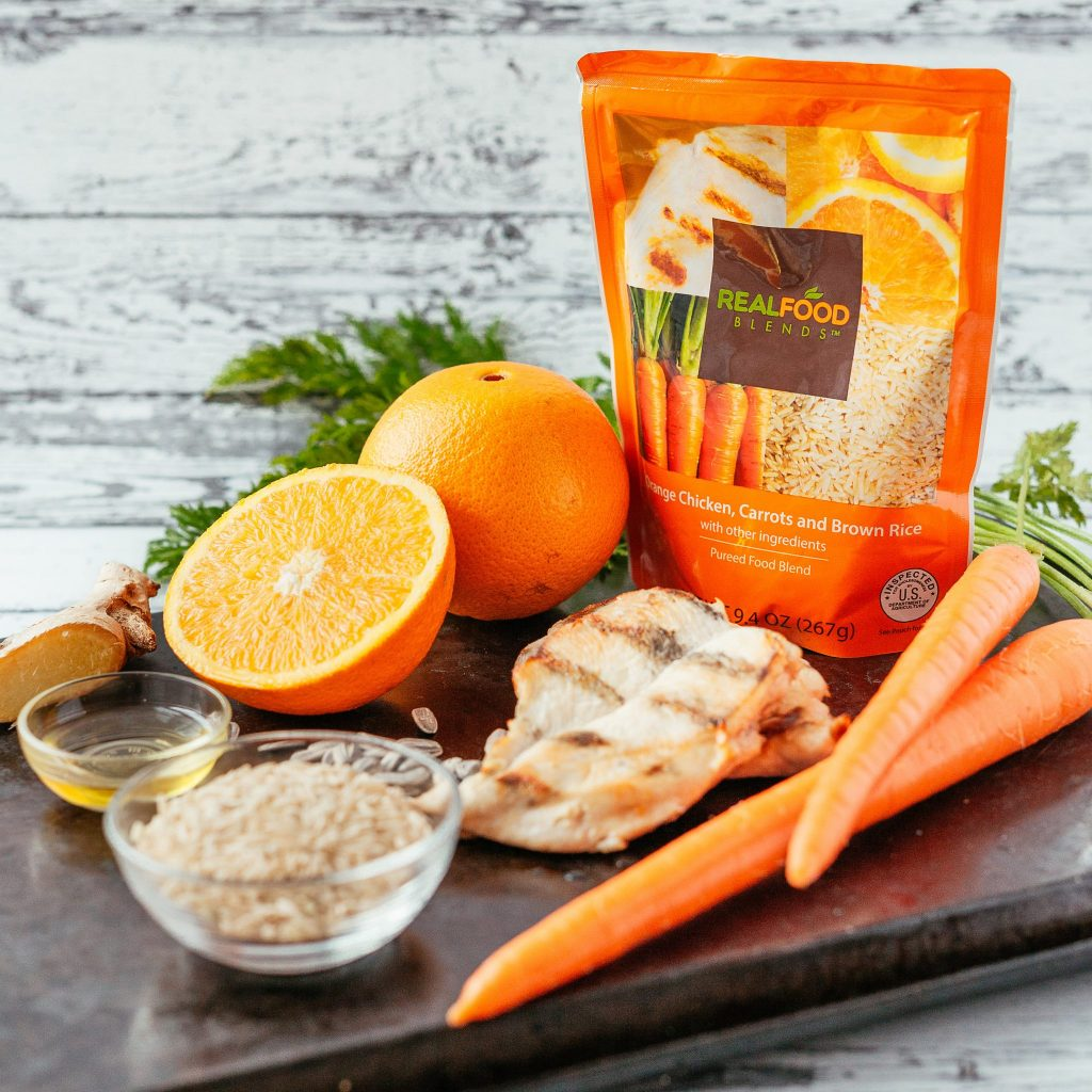 Real Food Blends - Chicken Lifestyle