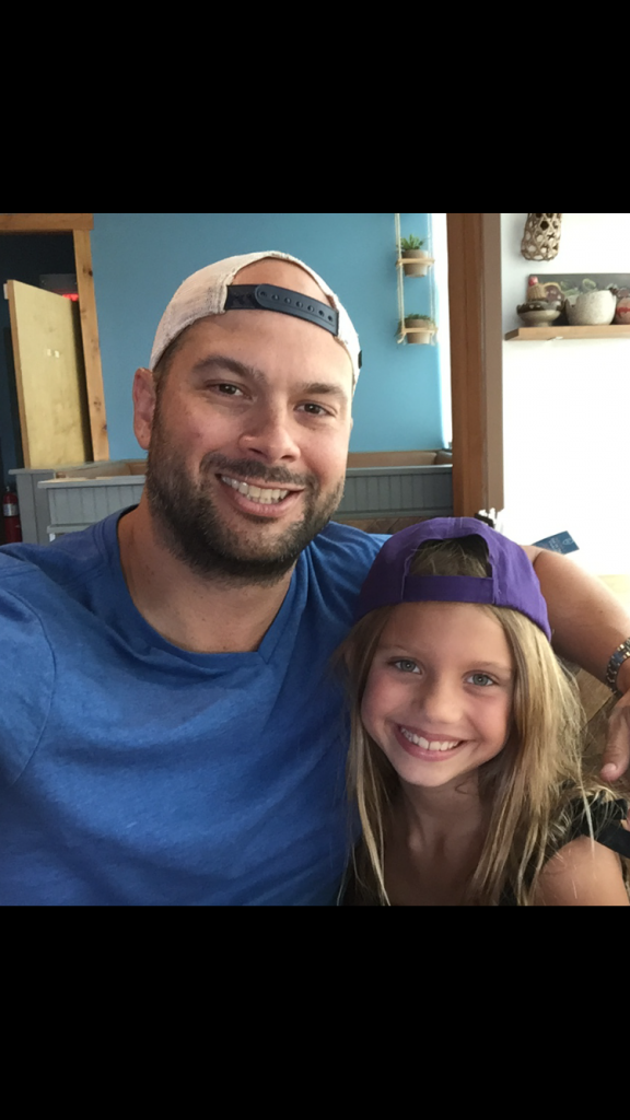 Our 815thDad in the Limelight is Tony Bombacino, father of two, husband and co-owner of Real Food Blends. Come and learn from this engaged, passionate father about being a better dad!