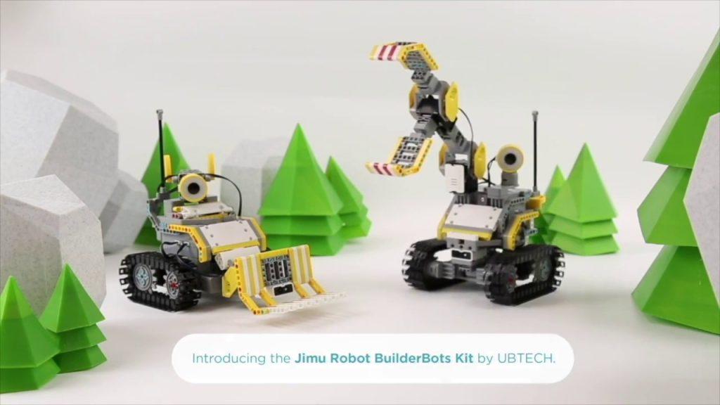 JimuRobotBuilderBots Kit
