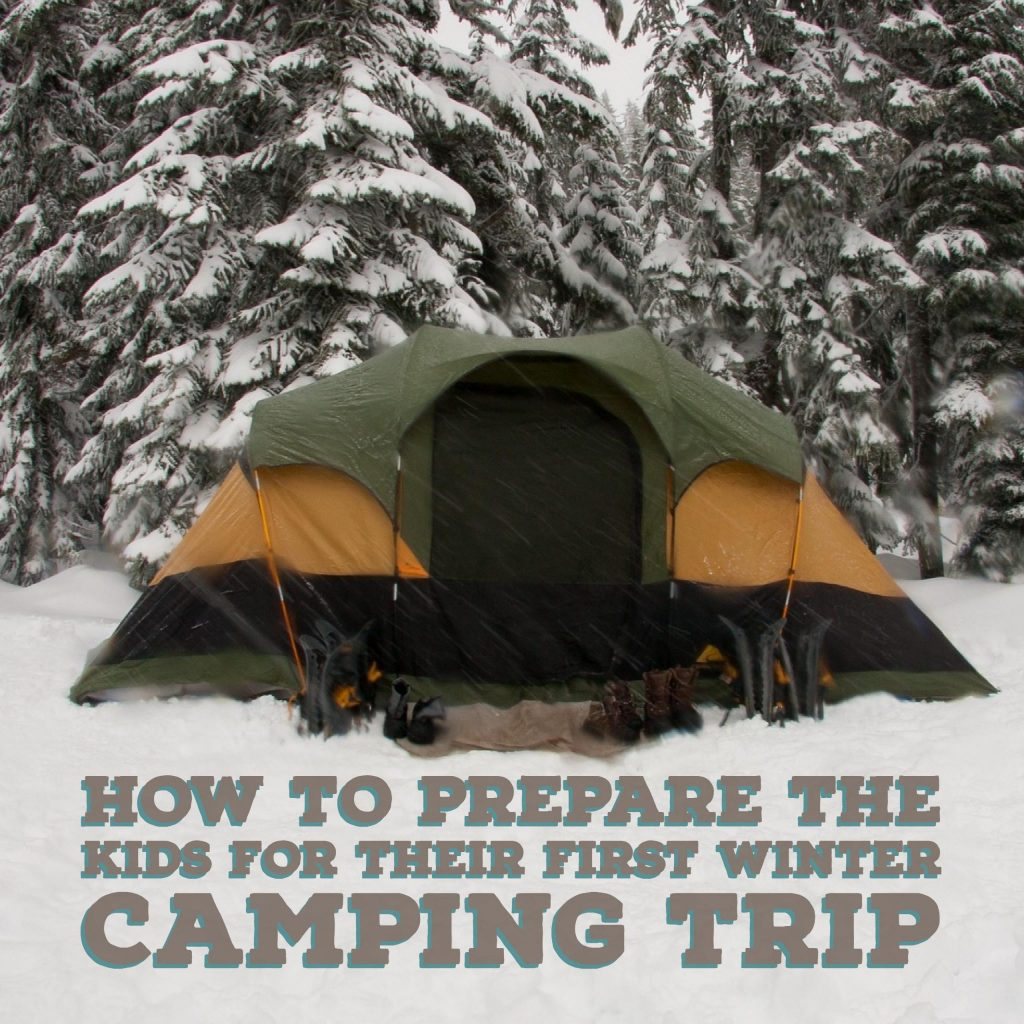 pics How to Prepare for Winter Camping