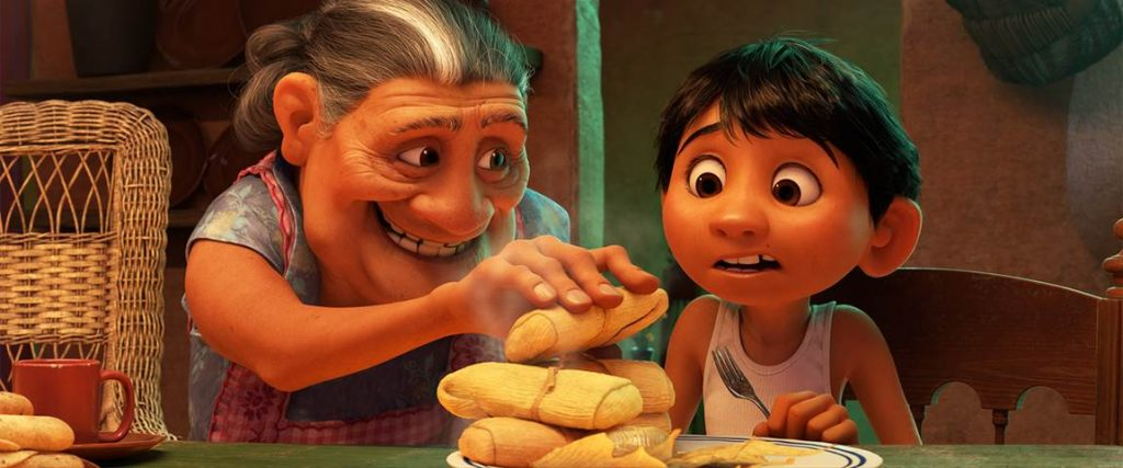 I'm excited to share with you a new clip and featurette from Disney•Pixar's COCO which opens in theatres everywhere this Thanksgiving (November 22nd)!