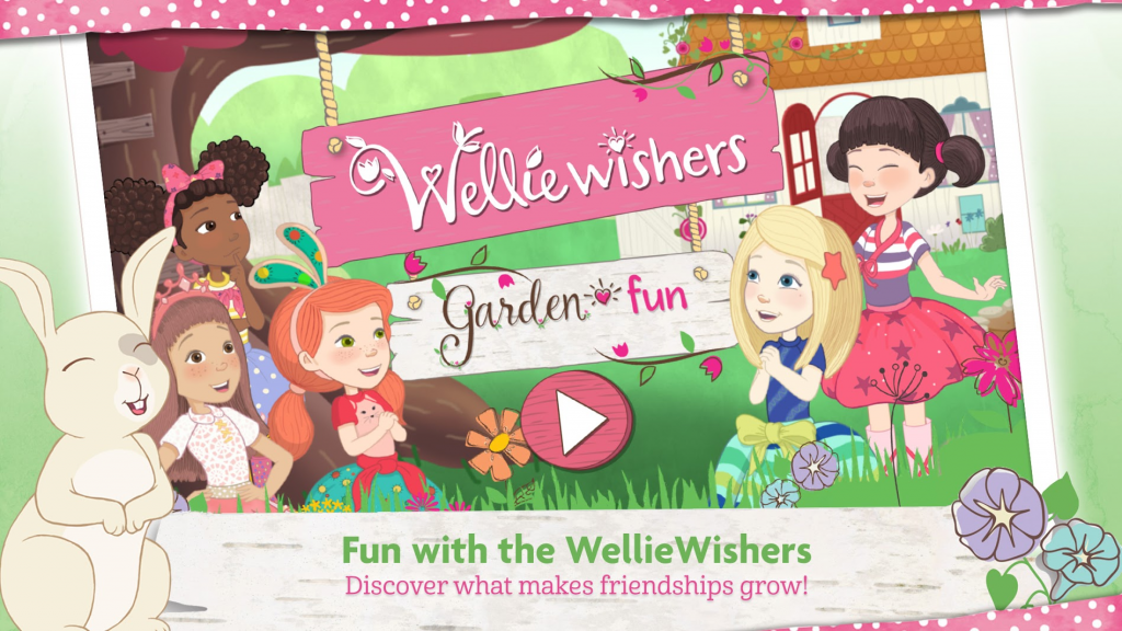 WellieWishers   New American Girl Mobile App for Kids