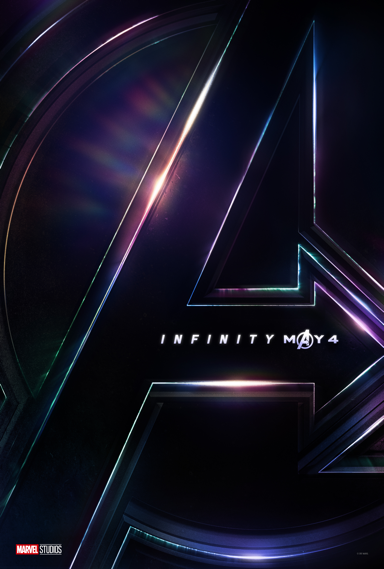 The wait is over! I am so excited to share with you the new teaser trailer and poster forMarvel Studios'AVENGERS: INFINITY WAR!
