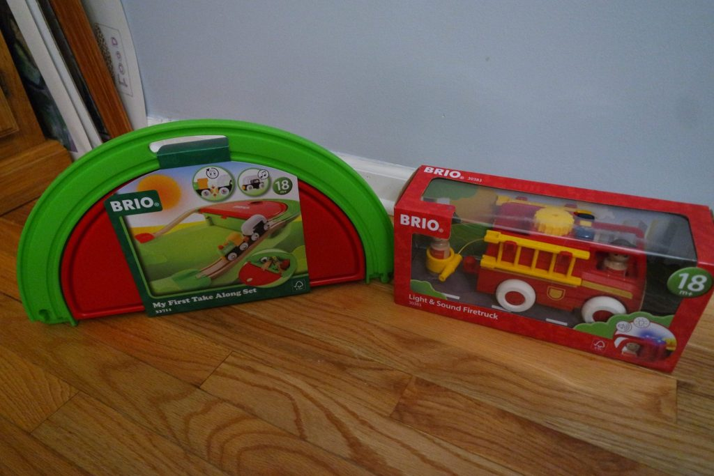 Brio offers you some great gifts for any time of year!