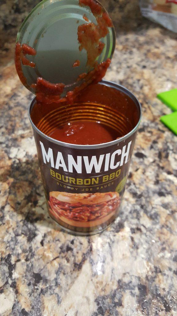Manwich Bourbon