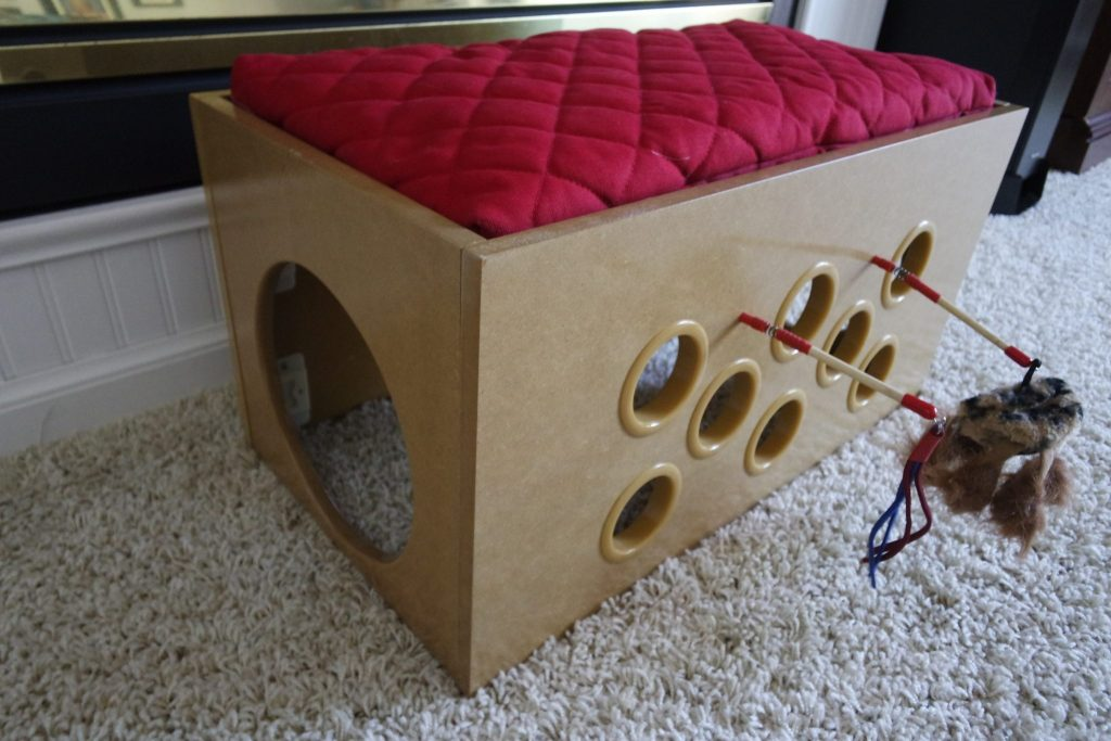 Smart Cat Bootsie's Bunk Bed & Playroom