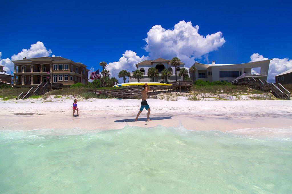 Destin Florida, Beach