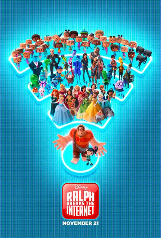 Ralph Breaks the Internet - New Trailer & Poster