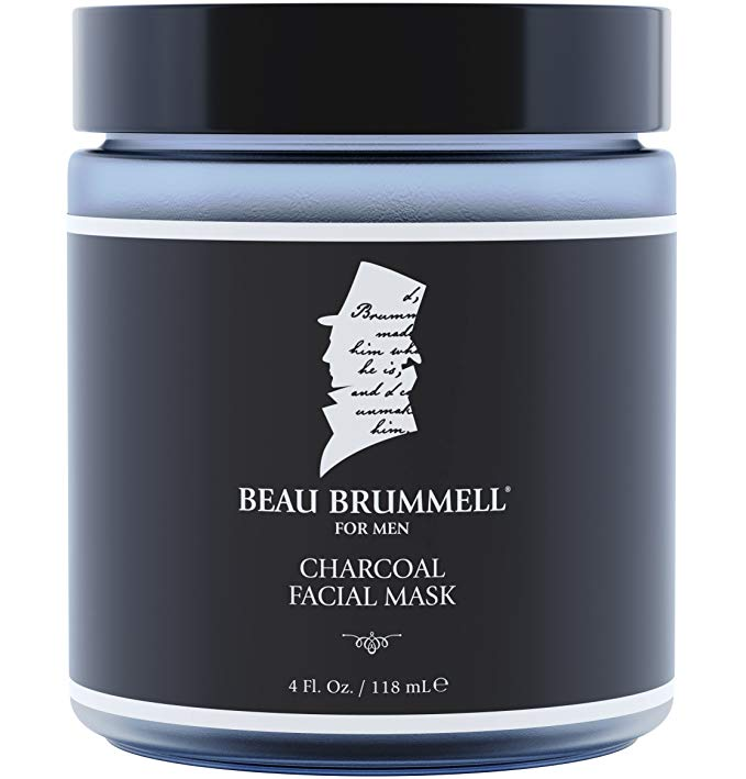 Beau Brummell: Charcoal Facial Mask