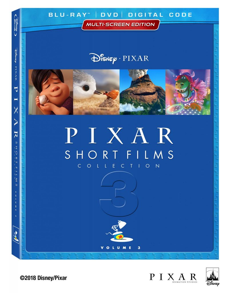 Pixar Shorts Collection: Volume 3