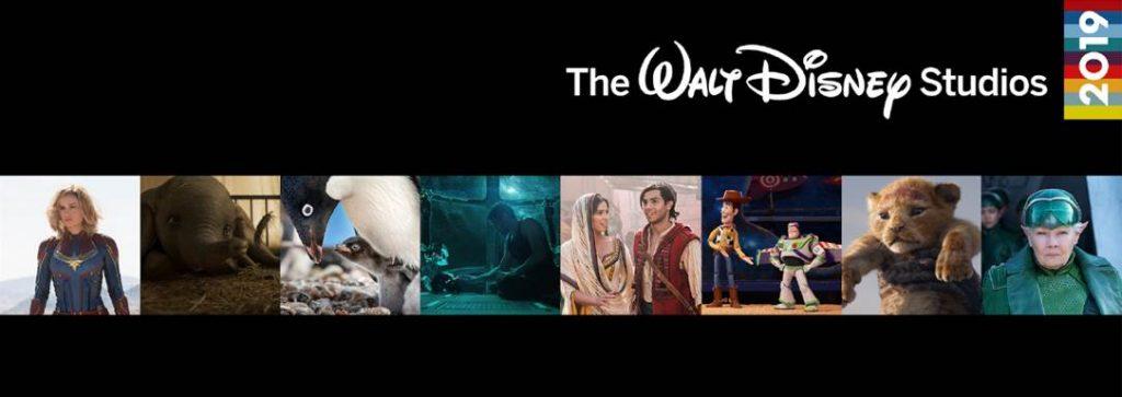 2019 Disney Movies