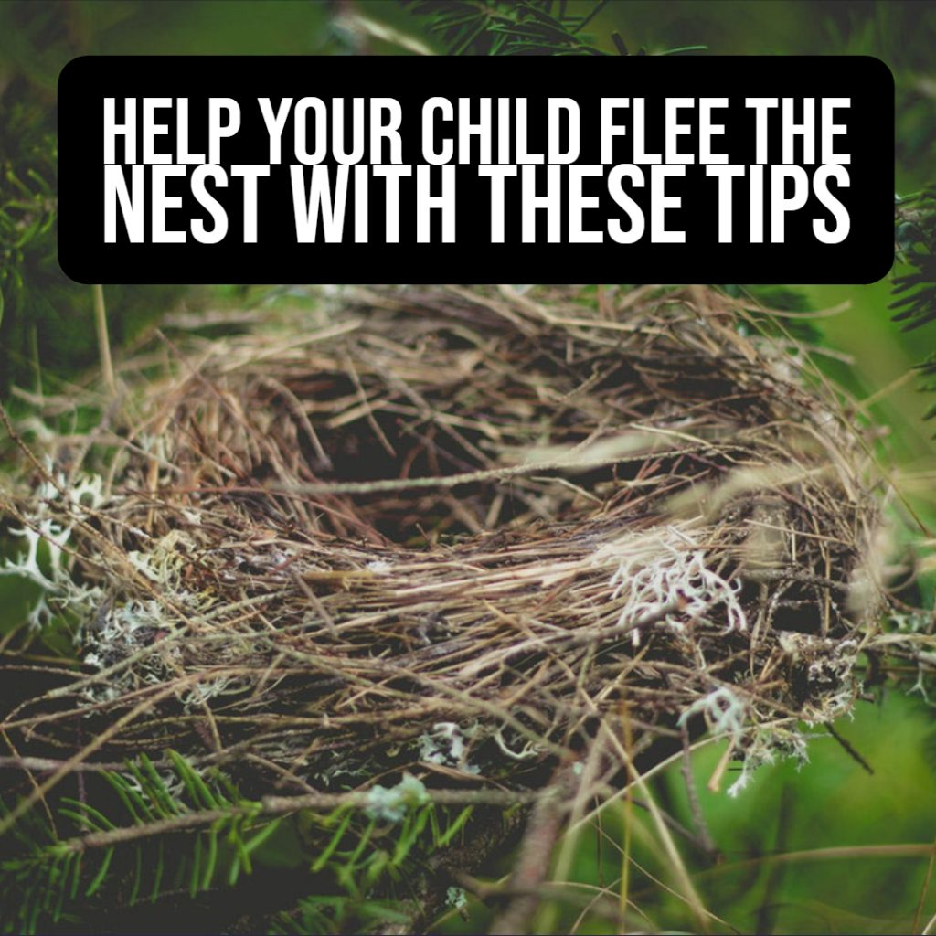 Help Your Child Flee The Nest With These Tips