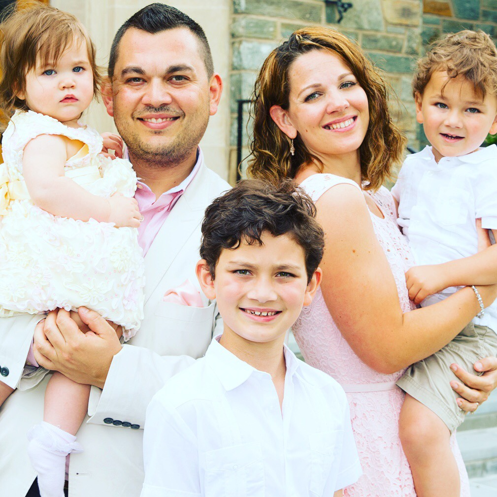 Angel Gonzalez is the 869th dad to be spotlighted in the Dads in the Limelight Series. Come and learn from this great dad!
