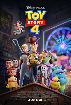 "Meet New ""TOY STORY 4"" Characters: Trailer, Poster & Image"