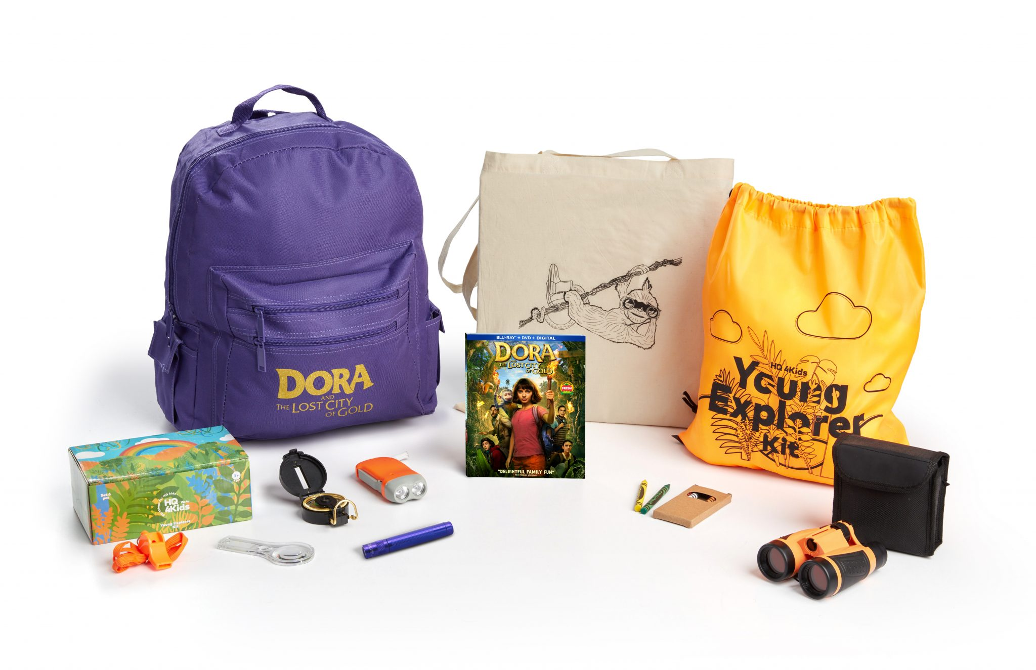 Dora Adventure Kit