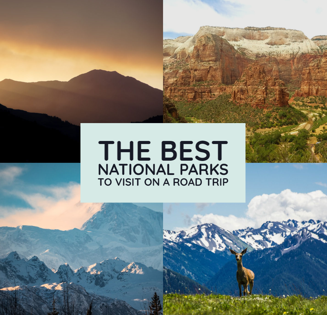 The Best National Parks To Visit On a Road Trip