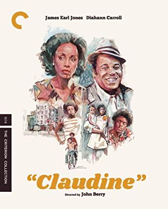 Claudine Blu-ray Giveaway - Dad of Divas