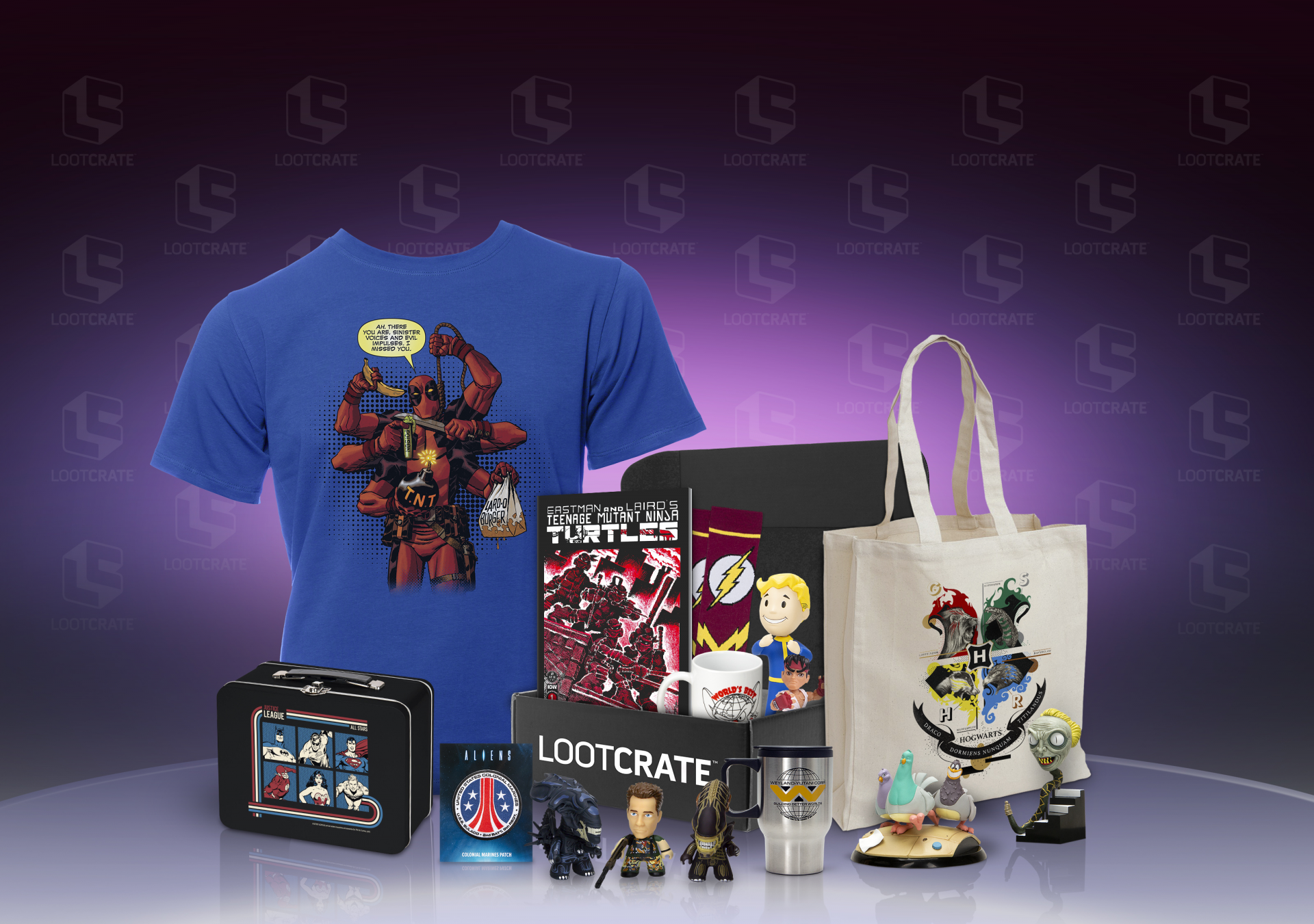LOOTCRATE Offers Great Gifts This Holiday Season! - Dad of Divas