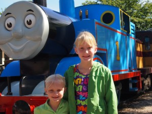 Day Out With Thomas, Huckleberry Railroad at Crossroads Village, Dad of Divas, dadofdivas.com