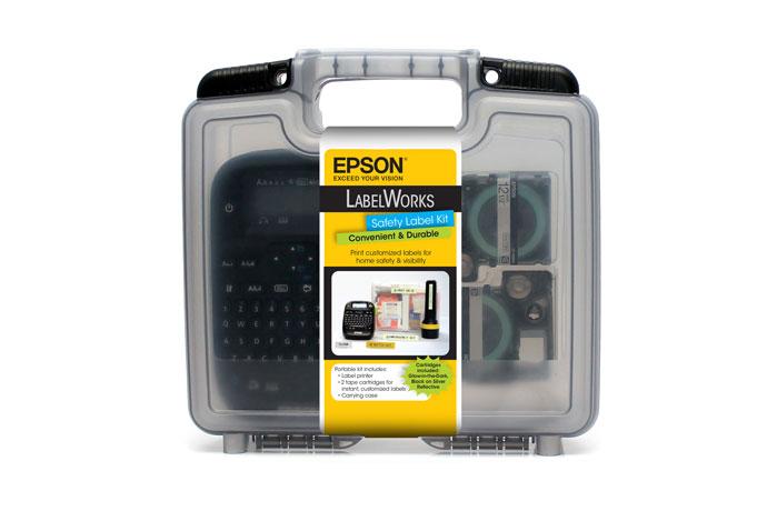 Epson-LabelWorks-Safety-Label-Kit