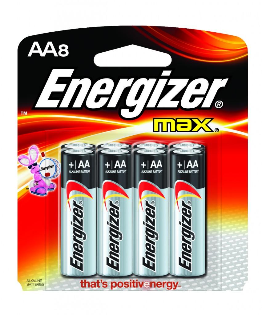 Energizer-Batteries