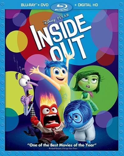 The Disney Pixar movie Inside Out
