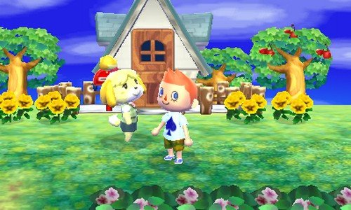 Animal Crossings: New Leaf for Nintendo 3DS