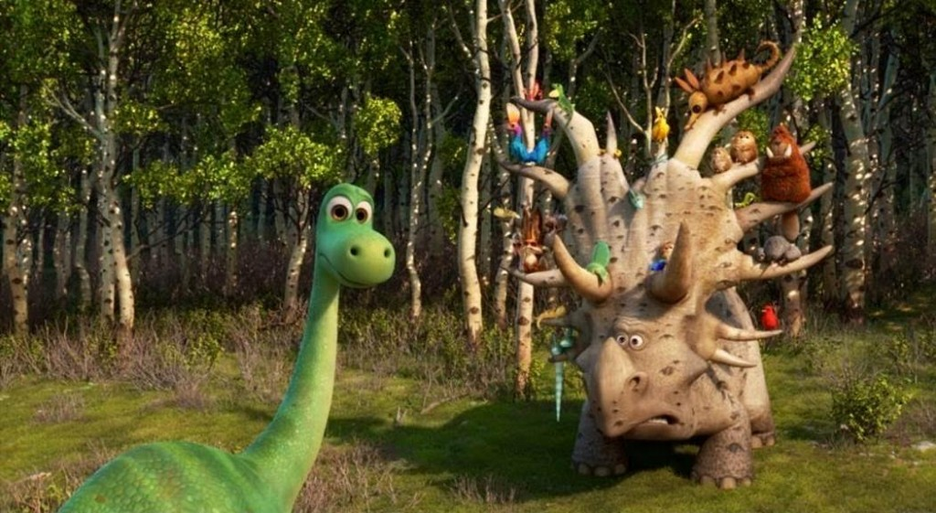 The Good Dinosaur by Disney Pixar Comes to Theaters on Thanksgiving 2015