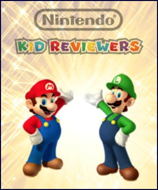 My daughters are a part of the Nintendo Kid Reviewer Program