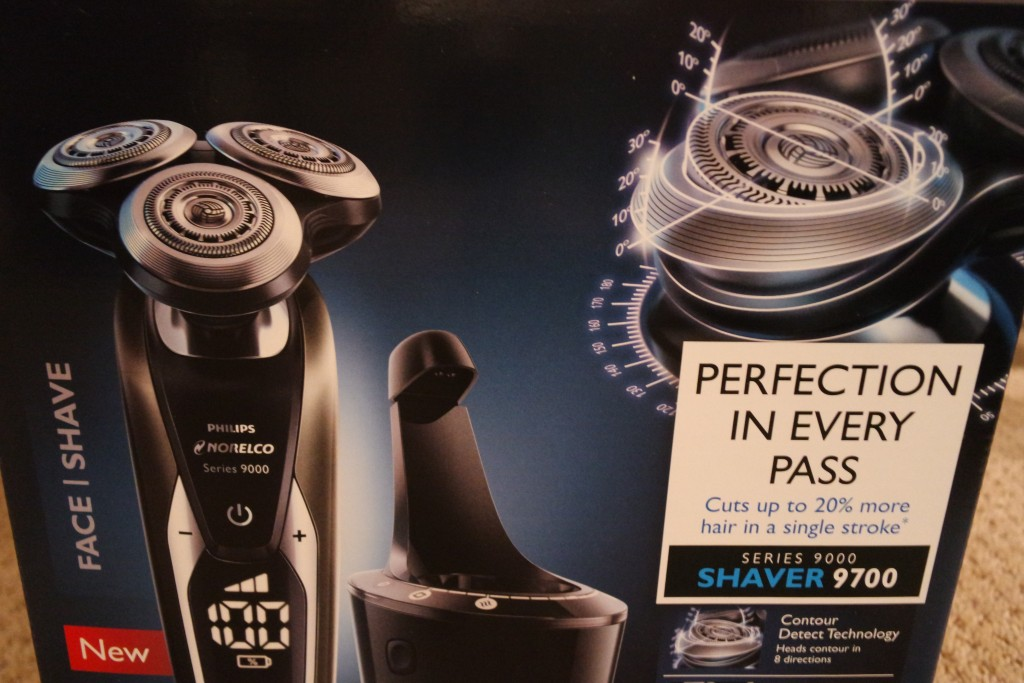 Norelco 9700 Shaver Gives You A Close Shave and tons of extras too!